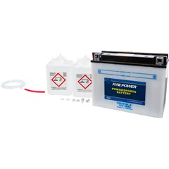 Conventional 12V Heavy Duty Battery With Acid Pack