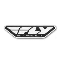 4in. Fly Street Decal