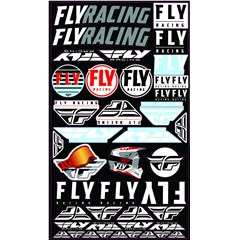 Fly Sticker Sheet