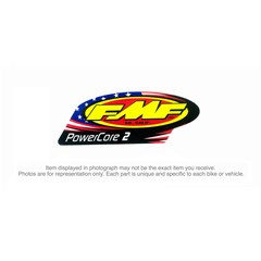 CRF Dual Can Wrap Logo Decal