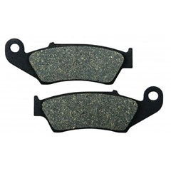 1054 Semi-Metallic/Organic Brake Pads