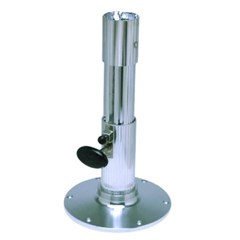 2 7/8in. Adjustable Height Positive Pin Lock Seat Bases