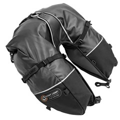 Coyote Roll Top Saddlebag