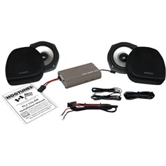 7in. Fairing Lower Woofer Kit with 225 Amp