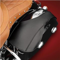 Indian Saddlebag Lid Bras