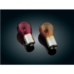 Amber Colored Turn Signal Bulb