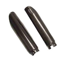Carbon Fiber Fork Guard Set