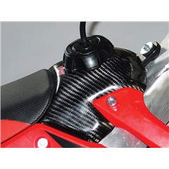 Carbon Fiber Fuel Tank Cover