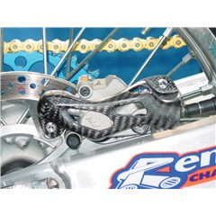Carbon Fiber Rear Caliper Guard