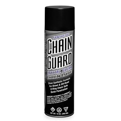 Crystal Clear Chain Guard