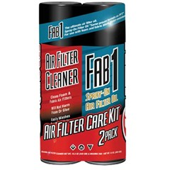 Air Filter Maintenance Care Kit Combo