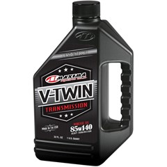 Heavy-Duty V-Twin Transmission/Gear Oil - 85W140