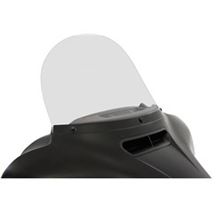 12in. Replacement Windshield for Baggers