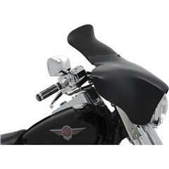 9in. Spoiler Windshield for Memphis Shades Batwing Fairings