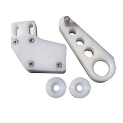 4 Piece Set (Chain Slider, Chain Guide & Rollers)