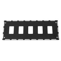 5 Slot Switch Plate