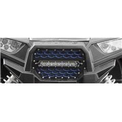 Front Grill with 10in. Light Bar