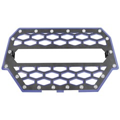 Front Grill with Light Bar Cutout