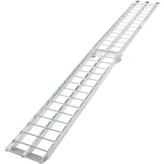 Aluminum 9ft. Straight Folding Ramp