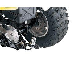 ATV Three - Way Hitch