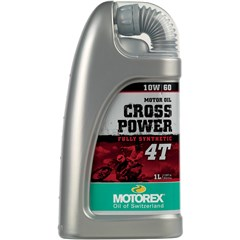 Cross Power 4T Oil - 10W60