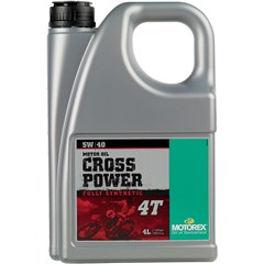 Cross Power 4T Oil - 5W40