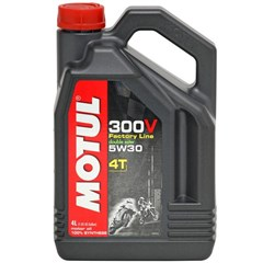 300V 4T Competition Synthetic Oil - 5W30