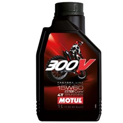 300V Offroad Synthetic Motor Oil - 15W60