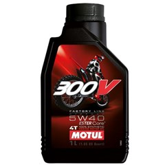 300V Offroad Synthetic Motor Oil - 5W40