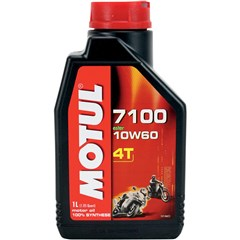 7100 4T Synthetic Ester Motor Oil - 10W60