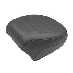 Passenger Seat without Driver Backrest