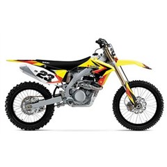 2016 AMPED Suzuki Graphics Kit