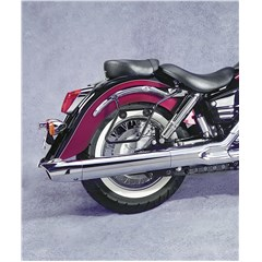 Black Mount Frame Kit for Cruiseliner Saddlebag