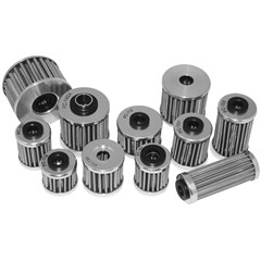 FLO Drop In Stainless Steel Oil Filter