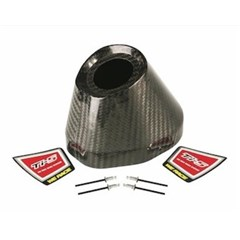 3.5in. Carbon Fiber Endcap for T-5 Silencers