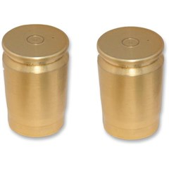 Billet Docking Station Brass Shell Casing Covers