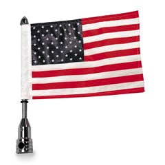 Tour Pack Flag Mount With Flag