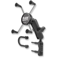Ram Clutch/Brake Mount with X-Grip Holder