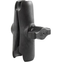 RAM Composite Short Double Socket Arm for 1in. Ball Bases