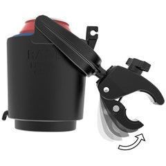 RAM Tough Claw Mount with Cup Holder