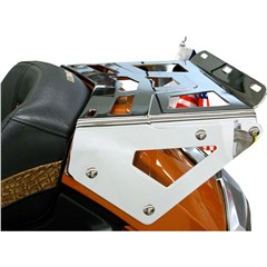 Expandable Trunk Mounted Luggage Racks