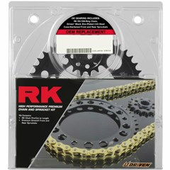 OEM Replacement Chain and Sprocket Kit