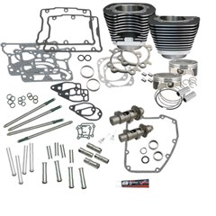 106in. Big Bore Hot Set Up Kit