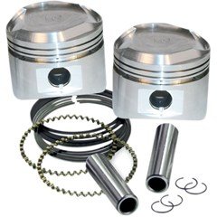 3 1/2in. Forged Piston Kit for Super Stock Heads
