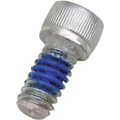 Backplate Screw with Thread Lock
