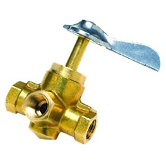 3 Way Fuel Line Valves