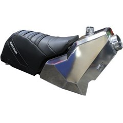 Gas Tank and Burandt Frameless Seat Kit