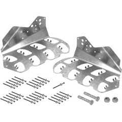 Aluminum Tunnel Braces
