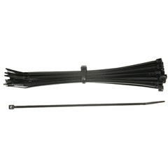 Black Nylon Cable Ties
