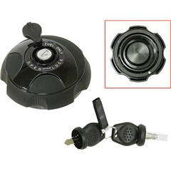 Locking Gas Tank Cap